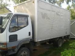 Продам грузовик Mitsubishi canter на запчасти