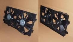 Вентилятор радиатора на Чери Заз Форза