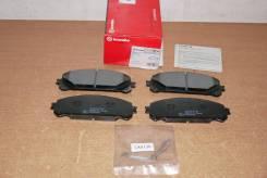 Колодки передние тормозные Brembo Lexus / Toyota
