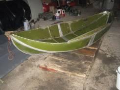 Лодка восьмиклинка клёпаная