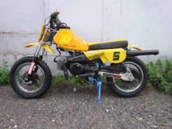 Suzuki JR50, 1989