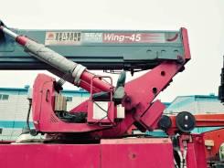 Автовышка 45м Wing Sein агп Вышка