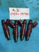 Инжектор, форсунка. Toyota Cami, J102E, J122E Toyota Duet, M101A, M111A Toyota Sparky, S221E, S231E Toyota Avanza, F601 Двигатель K3VE