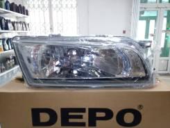 Фара. Nissan Almera, N15 CD20, GA14DE, GA16DE, SR20DE