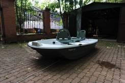 Лодка для спортивной рыбалки