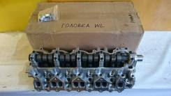 Головка блока цилиндров. ГБЦ WL. Mazda. Новая