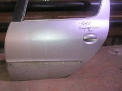 Дверь боковая. Peugeot 206, 2A/C, 2D, 2E/K DV4TD, DW10TD, EW10J4, TU1JP, TU3A, TU3JP, TU5JP4