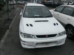 Subaru Impreza WRX STI, 2000