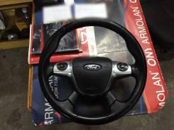 Подушка безопасности водителя. Ford Focus, CB8