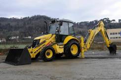 New Holland B100B, 2018