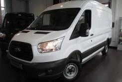 Ford Transit. Фургон Van 310M L2H2 2,2 дизель, 125 л. с., FWD, 2 500куб. см., 990кг., 4x2