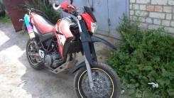 Yamaha XT660X, 2005