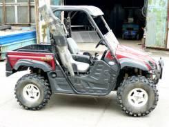 Yamaha Rhino 700, 2009