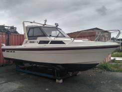 Продам корпус катера Miyama MF 23