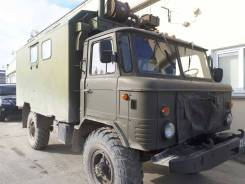 ГАЗ 66П, 1993