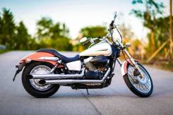 Honda Shadow Spirit, 2008