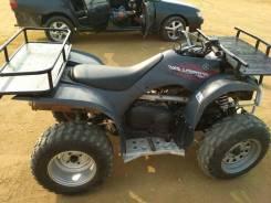 Yamaha Wolverine 450, 2007