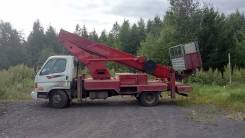 Услуги автовышки 23 метра