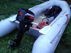 Лодка надувная Badger