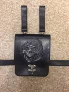 Набедренная мото сумка(планшет)