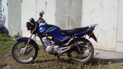 Yamaha YBR 125, 2008