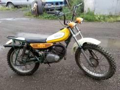 Yamaha Trials, 1977