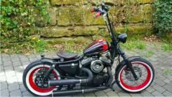 Harley-Davidson Sportster 883 Custom XL883C, 1992