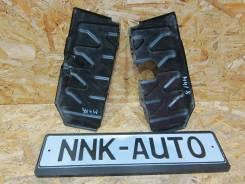 Kia Rio 2006-2011 Пыльник двигателя правый