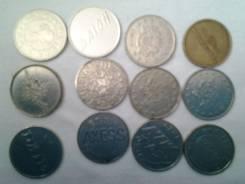 Предлагаются на продажу жетоны