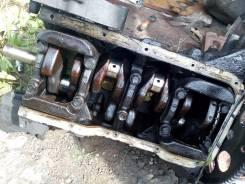 Крышка коленвала задняя Nissan QG13DE +QG15DE