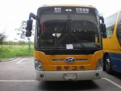 Hyundai Universe, 2007
