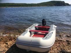 Продам лодку Forvard 3,60 +мотор Mercyry 5