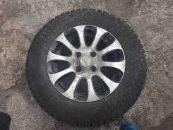 1 колесо на литье. Обмен на автошины, литые диски.