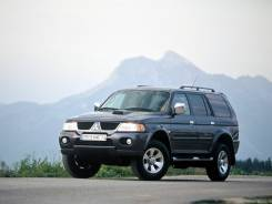 Чип-тюнинг Mitsubishi Pajero Sport I