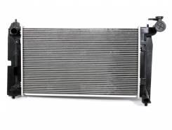 Радиатор охлаждения на Джили фс