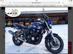 Yamaha XJR 400, 2008