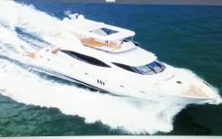 Подаётся яхта 65 футов под заказ