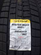 Dunlop Winter Maxx WM01. зимние, без шипов, 2019 год, новый