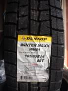Dunlop Winter Maxx WM01. Зимние, без шипов, 2019 год, новые