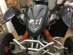 Adly ATV 500S, 2012