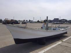 Рыбацкая, промысловая лодка