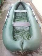 Продам вёсельную лодку пвх