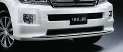 """Губа передняя """"Modellista"""" Toyota Land Cruiser 200 2012. Отправка"""