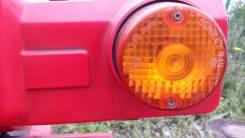 Поворотник передний (стекляшка) на мопед Gyro X