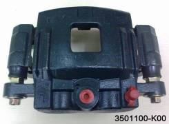 Суппорт тормозной передний левый Great Wall Hover H3 New 3501100K00