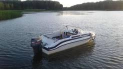 Моторная лодка с мотором