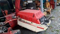 Японская гусеничная снегоуборочная машина WADO SS170