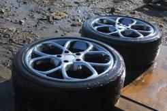 """2Crave Wheels. 7.0x17"""", 5x114.30, ET48"""