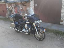 Harley-Davidson Electra Glide Ultra Classic, 2009