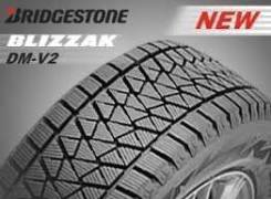 Bridgestone Blizzak DM-V2. Зимние, без шипов, 2018 год, без износа